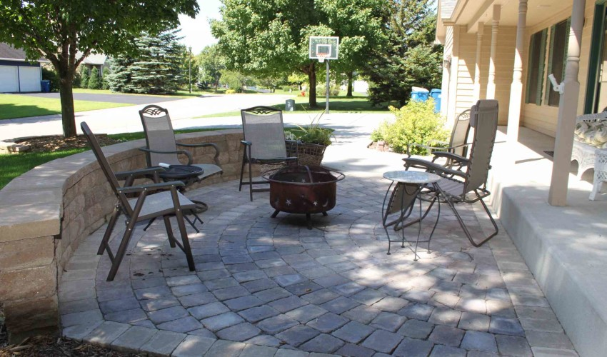 custom pavers chanhassen