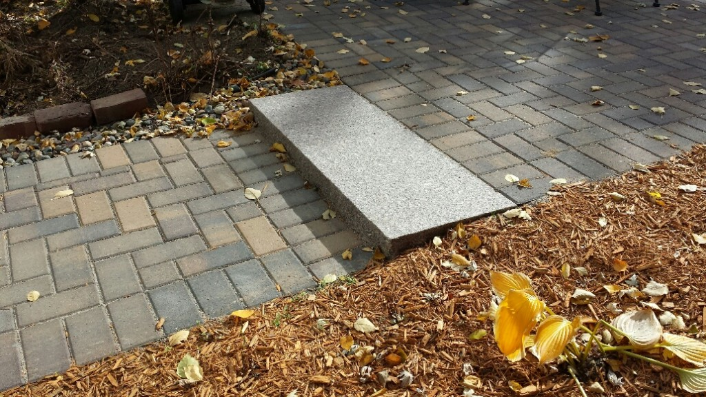 pavers steps